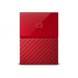 1 TB Ext 2.5'' WD My Passport 2017 (Red, USB3)