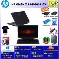 HP OMEN X 15-dg0011TX