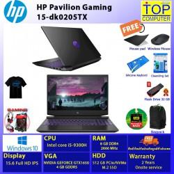 HP PAVILION GAMING 15-DK0205TX