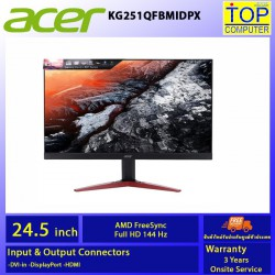 Acer Monitor KG251QFBMIDPX