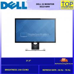 Dell MONITOR SE2216HV