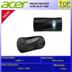 PROJECTOR ACER C250i (JR.Z11.005) / BY TOP COMPUTER
