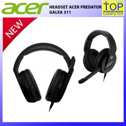 ACER PREDATOR GALEA311 HEADSET/BLACK/BY TOP COMPUTER