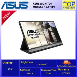 """ASUS MONITOR MB16AC 15.6"""" IPS/BY TOP COMPUTER"""