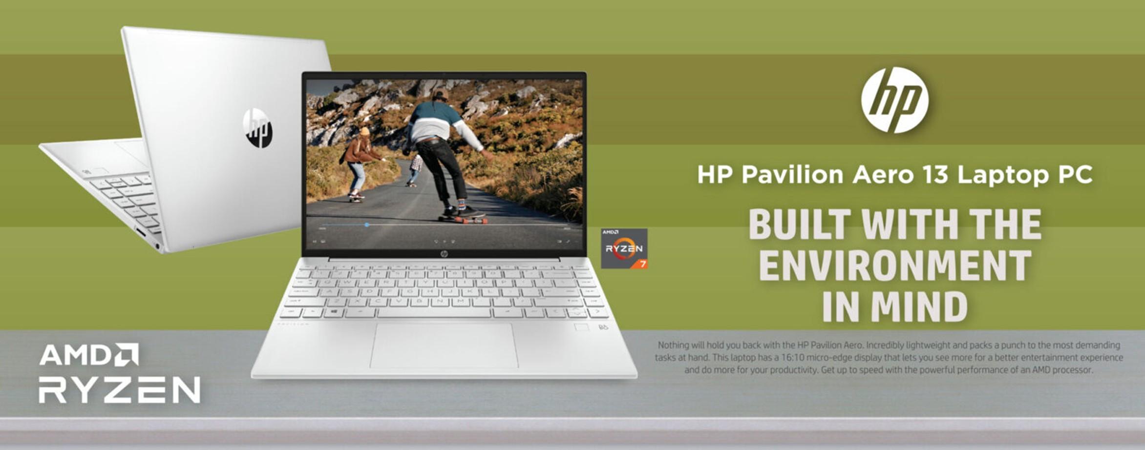 HP Pavilion 13 ที่อัดแน่นด้วยประสิทธิภาพที่เพียงพอต่อการใช้งานในรสิ่งต่างๆที่คุณต้องทำ